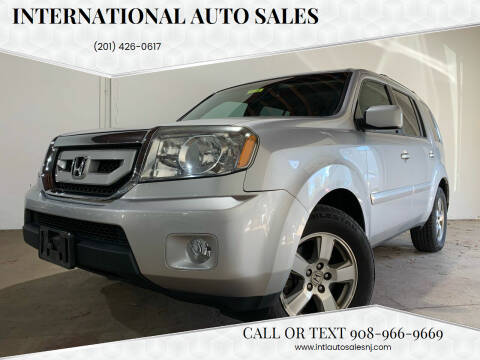 2010 Honda Pilot for sale at International Auto Sales in Hasbrouck Heights NJ