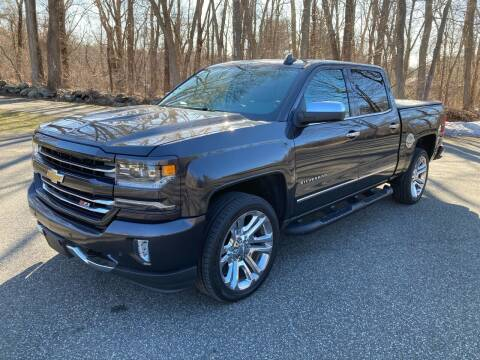 2016 Chevrolet Silverado 1500 for sale at Lou Rivers Used Cars in Palmer MA