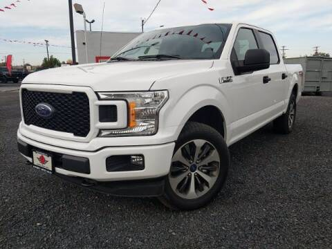 2019 Ford F-150 for sale at Alvarez Auto Sales in Kennewick WA