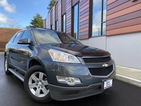 2010 Chevrolet Traverse for sale at DAILY DEALS AUTO SALES in Seattle WA