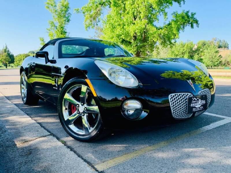 2006 Pontiac Solstice for sale at Boise Auto Group in Boise ID