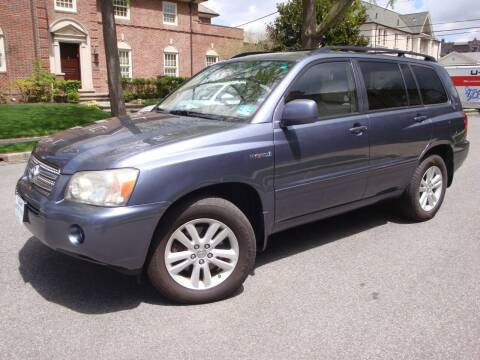 2006 Toyota Highlander Hybrid for sale at Cars Trader in Brooklyn NY