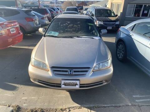 2002 Honda Accord for sale at Daryl's Auto Service in Chamberlain SD