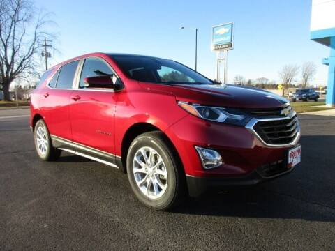 2021 Chevrolet Equinox for sale at Krajnik Chevrolet inc in Two Rivers WI