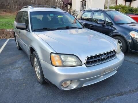 2004 Subaru Outback for sale at Sussex County Auto & Trailer Exchange -$700 drives in Wantage NJ