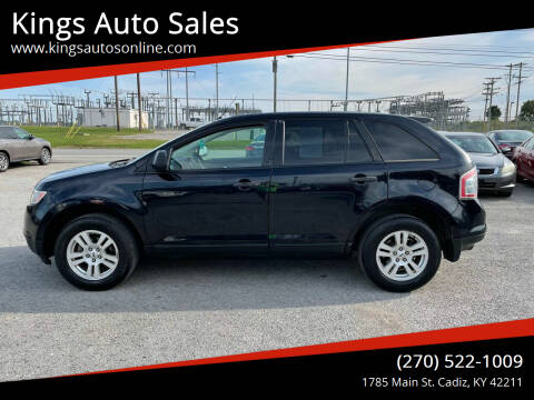 2008 Ford Edge for sale at Kings Auto Sales in Cadiz KY