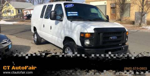 2009 Ford E-Series Cargo for sale at CT AutoFair in West Hartford CT