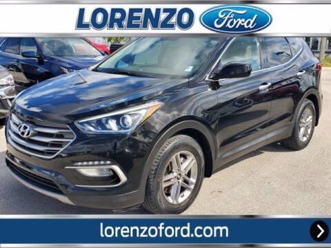 2017 Hyundai Santa Fe Sport for sale at Lorenzo Ford in Homestead FL