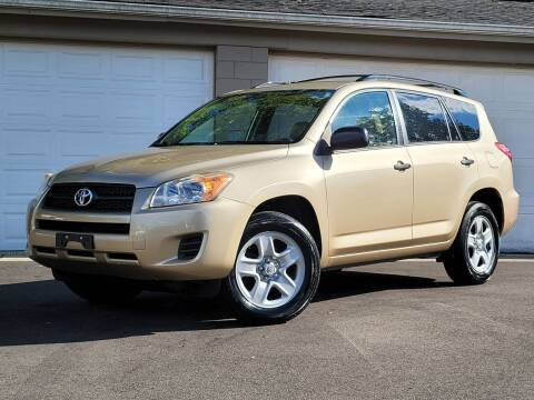 2009 Toyota RAV4 for sale at Riverfront Auto Sales in Middletown OH