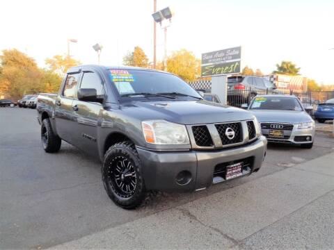2007 Nissan Titan for sale at Save Auto Sales in Sacramento CA