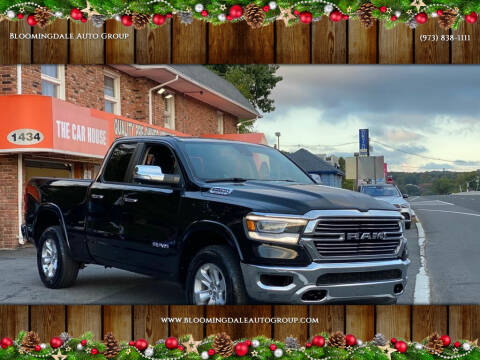 2020 RAM Ram Pickup 1500 for sale at Bloomingdale Auto Group - The Car House in Butler NJ