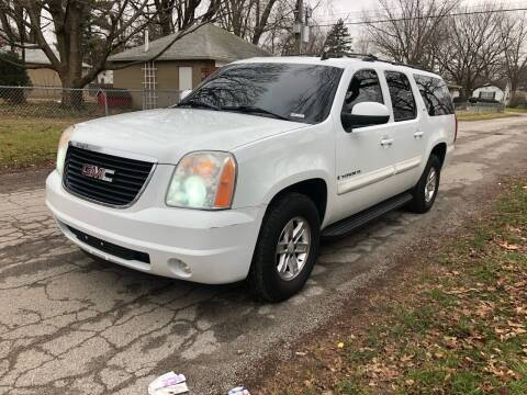 2007 GMC Yukon XL for sale at JE Auto Sales LLC in Indianapolis IN