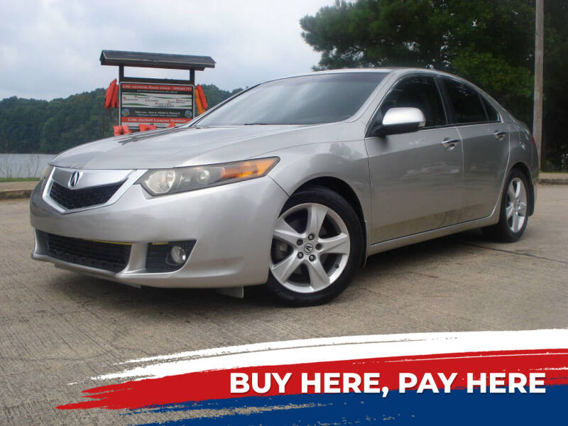 2010 Acura TSX for sale at Car Store Of Gainesville in Oakwood GA