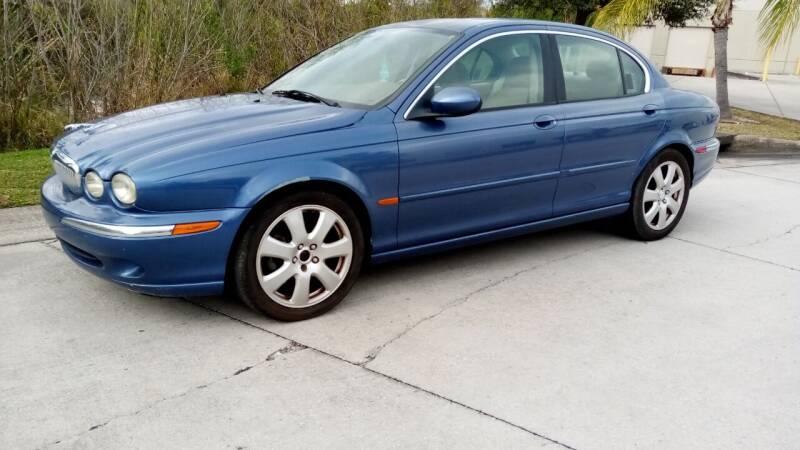 2005 Jaguar X-Type for sale at Coastal Car Brokers LLC in Tampa FL