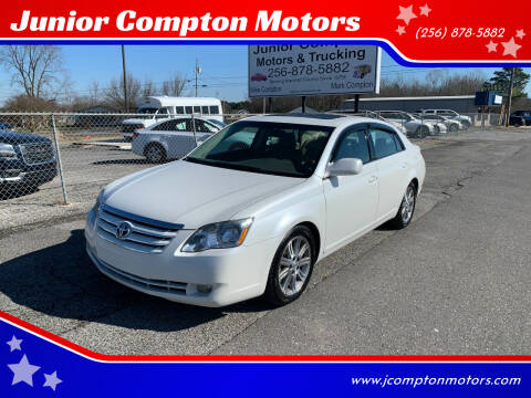 2007 Toyota Avalon for sale at Junior Compton Motors in Albertville AL