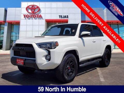 2020 Toyota 4Runner for sale at TEJAS TOYOTA in Humble TX