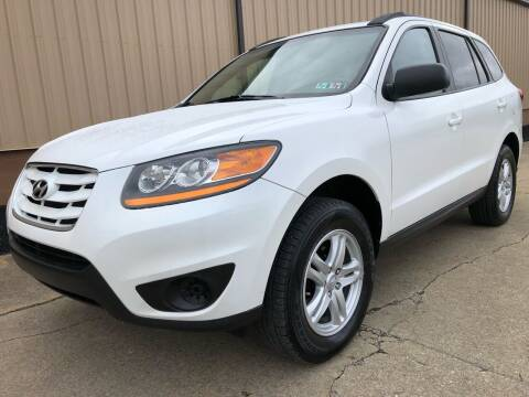 2010 Hyundai Santa Fe for sale at Prime Auto Sales in Uniontown OH