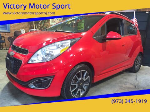2013 Chevrolet Spark for sale at Victory Motor Sport in Paterson NJ