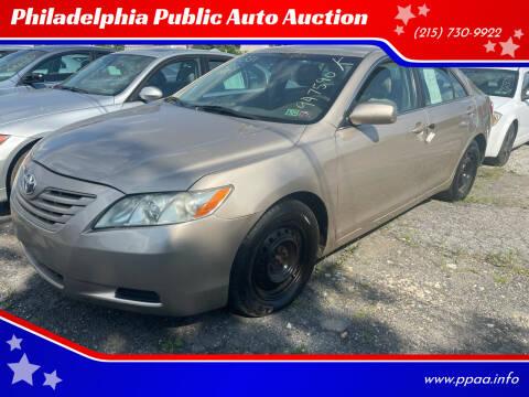 2009 Toyota Camry for sale at Philadelphia Public Auto Auction in Philadelphia PA