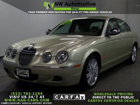 2008 Jaguar S-Type for sale at NW Automotive Group in Cincinnati OH