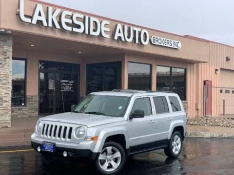 2011 Jeep Patriot for sale at Lakeside Auto Brokers Inc. in Colorado Springs CO