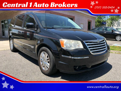 2010 Chrysler Town and Country for sale at Central 1 Auto Brokers in Virginia Beach VA