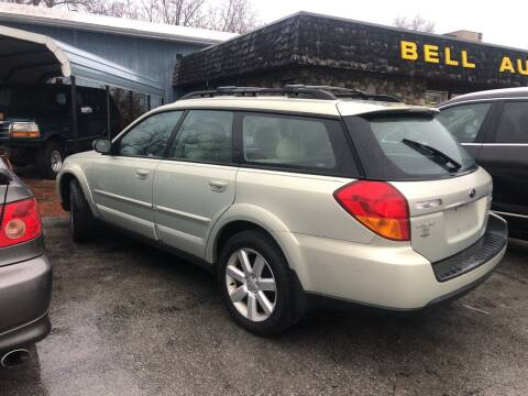 2006 Subaru Outback for sale at BELL AUTO & TRUCK SALES in Fort Wayne IN