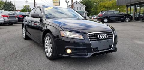 2011 Audi A4 for sale at South Point Auto Plaza, Inc. in Albany NY