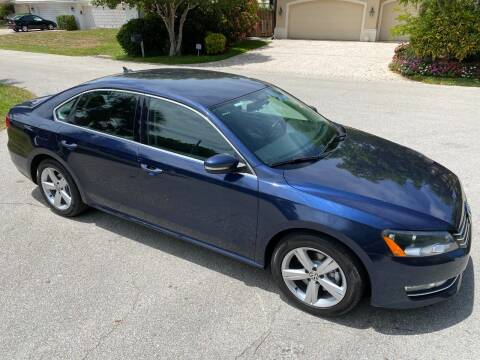 2015 Volkswagen Passat for sale at Exceed Auto Brokers in Lighthouse Point FL