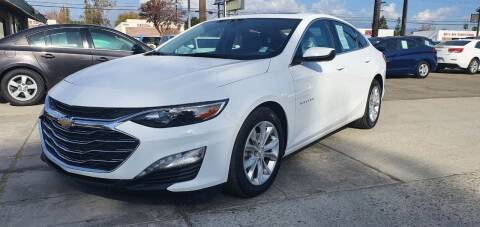 2019 Chevrolet Malibu for sale at Auto Land in Ontario CA