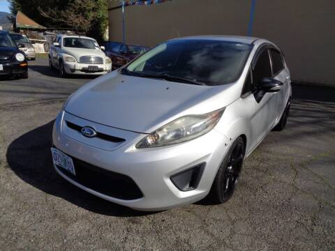 2012 Ford Fiesta for sale at Liberty Automotive in Grants Pass OR