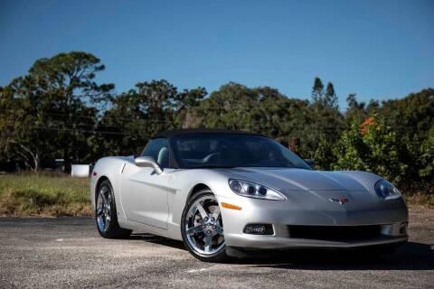 2008 Chevrolet Corvette for sale at Exquisite Auto in Sarasota FL