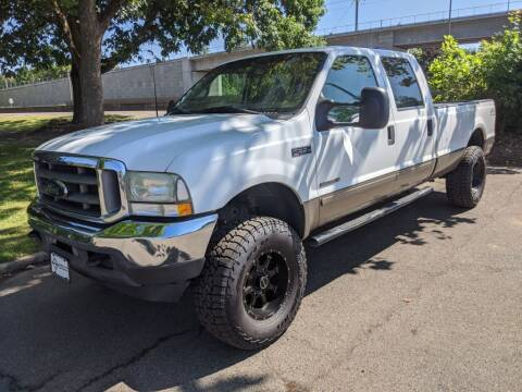 2002 Ford F-350 Super Duty for sale at EXECUTIVE AUTOSPORT in Portland OR