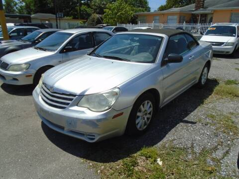 2008 Chrysler Sebring for sale at Bargain Auto Mart Inc. in Kenneth City FL