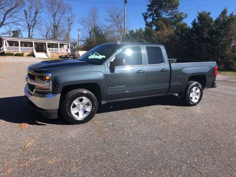 2019 Chevrolet Silverado 1500 LD for sale at Dorsey Auto Sales in Anderson SC