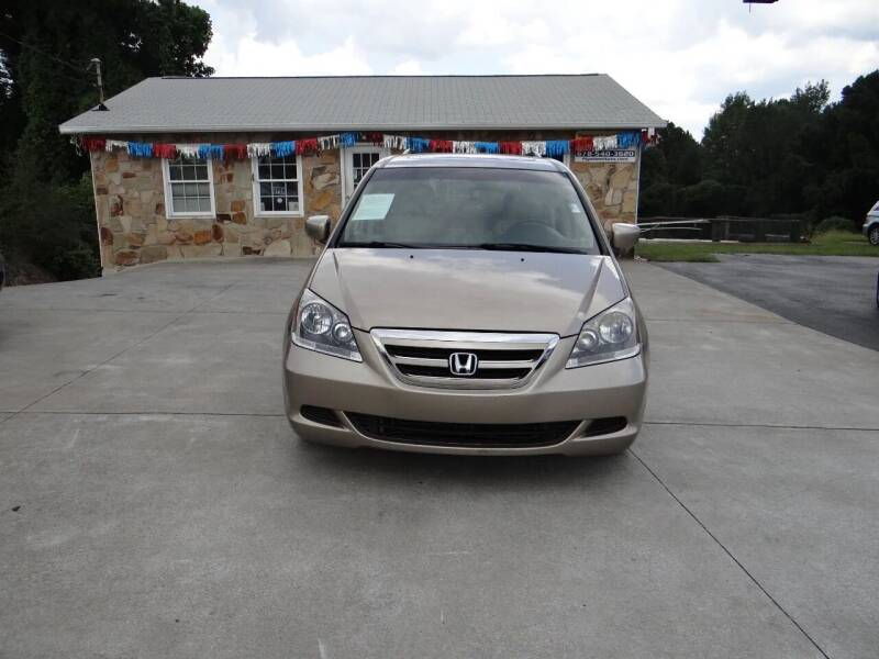 2007 Honda Odyssey EX-L 4dr Mini-Van w/DVD - Woodstock GA