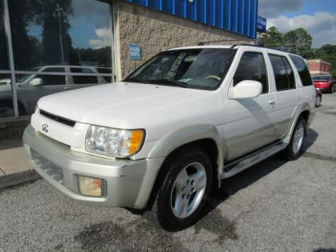 2001 Infiniti QX4 for sale at 1st Choice Autos in Smyrna GA