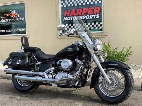 2007 Yamaha VSTAR 650 MINT for sale at Harper Motorsports-Powersports in Post Falls ID