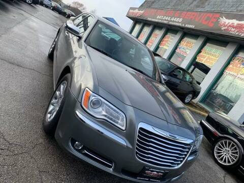2012 Chrysler 300 for sale at Washington Auto Group in Waukegan IL