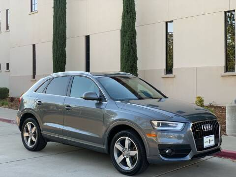 2015 Audi Q3 for sale at Auto King in Roseville CA