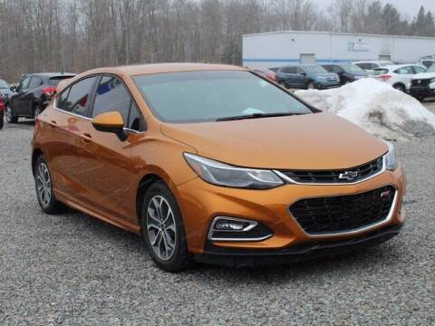 2017 Chevrolet Cruze for sale at Street Track n Trail - Vehicles in Conneaut Lake PA