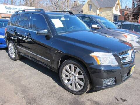 2011 Mercedes-Benz GLK for sale at DRIVE TREND in Cleveland OH