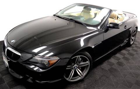 2005 BMW 6 Series for sale at CarNova in Stafford VA