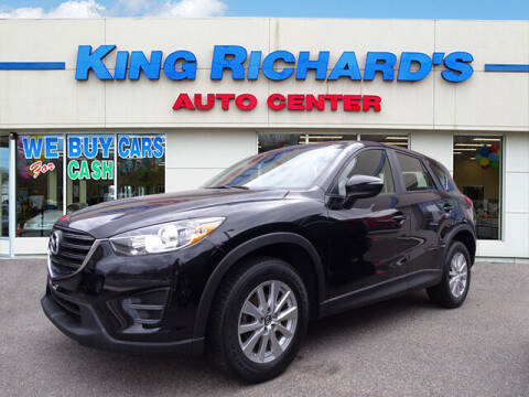 2016 Mazda CX-5 for sale at KING RICHARDS AUTO CENTER in East Providence RI
