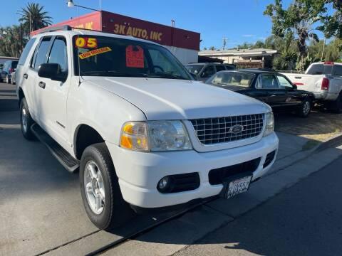 2005 Ford Explorer for sale at 3K Auto in Escondido CA