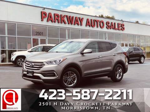 2018 Hyundai Santa Fe Sport for sale at Parkway Auto Sales, Inc. in Morristown TN