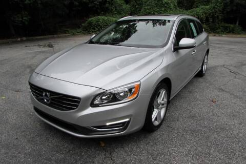 2015 Volvo V60 for sale at AUTO FOCUS in Greensboro NC