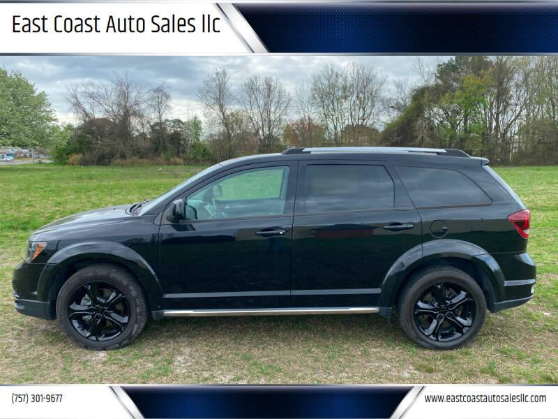 2016 Dodge Journey for sale at East Coast Auto Sales llc in Virginia Beach VA