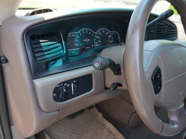 2000 Ford Windstar 4dr SEL Mini-Van - Chelsea MI
