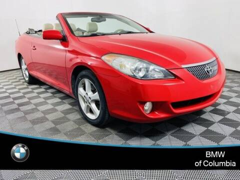 2005 Toyota Camry Solara for sale at Preowned of Columbia in Columbia MO